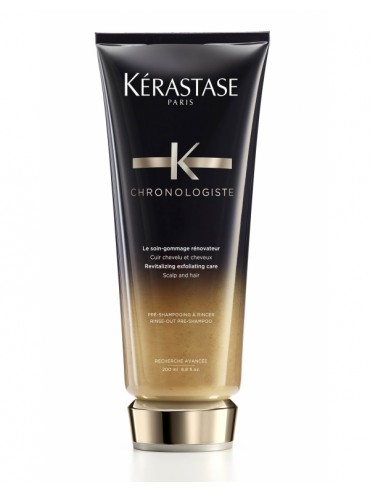 KERASTASE CHRONOLIGISTE SOIN GOMMAGE RENOVATEUR 200ml